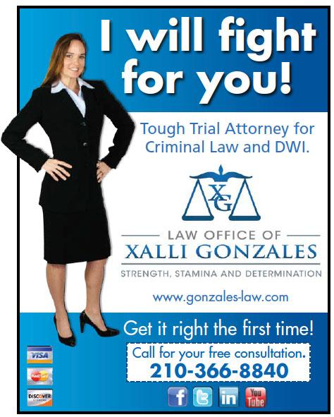 Xalli's March Ad